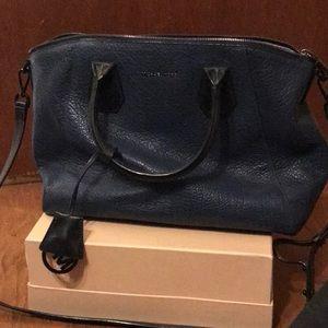 Navy Blue Michael Kors Handbag
